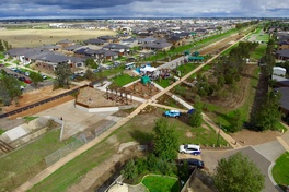 Historic sewer transformed into community parkland