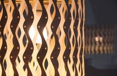 Win a David Trubridge 'Pequod' light