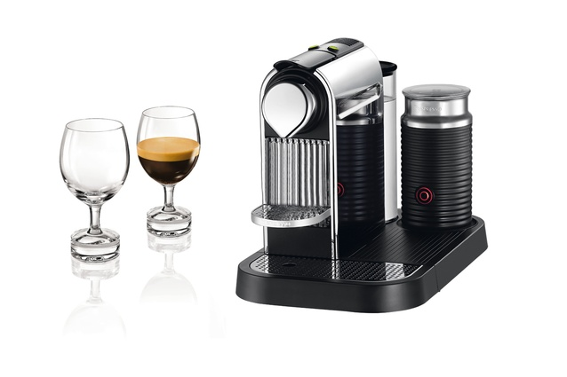Design Trends Categories Citiz Nespresso Machine: Win A $1400 Gift Guide Package!
