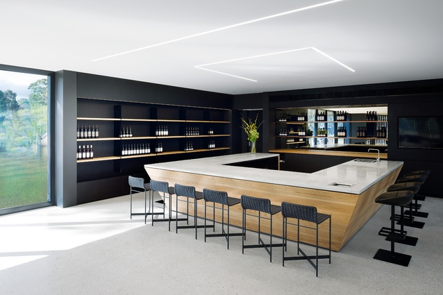 Beresford Cellar Door by Enoki and Alexander Brown Architects.