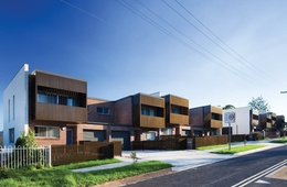 Fox Johnston's three social housing projects