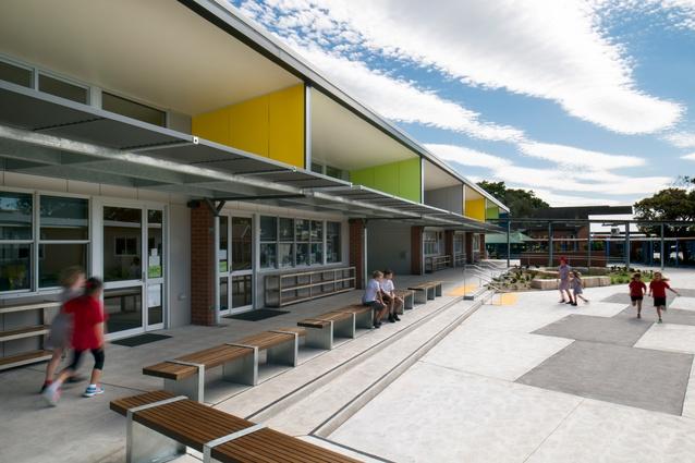 The Junction Public School by dwp|suters.