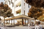 World's tallest cross laminated timber (CLT) building