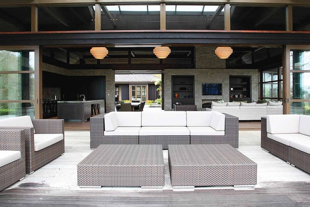 Master Builders House of the Year, Remuera house by Lindesay Construction.