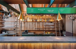 2016 Eat Drink Design Awards: Best Bar Design winner