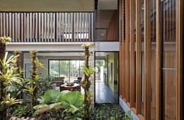 Green at heart: Garden House