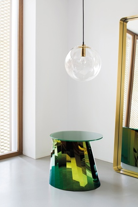 Pli side table by Victoria Wilmotte for ClassiCon