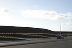 Auckland Airport landscapes