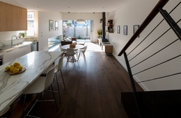 Light the way: Woollahra Terrace