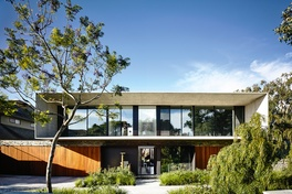 Layer by layer: Concrete House