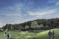 Building bridges: KTA's Riversdale expansion to connect Boyd's art, landscape