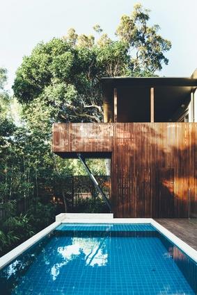 Sunday House (Qld) by Teeland Architects.