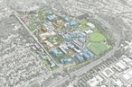 University of Wollongong reveals Wollongong campus masterplan