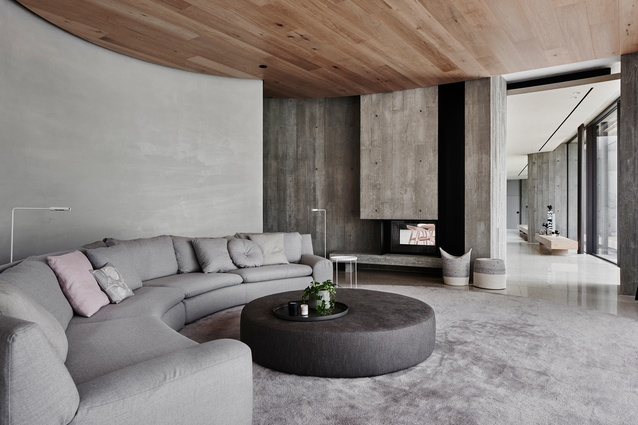 Twig House by Leeton Pointon Architecture + Interiors and Allison Pye Interiors.