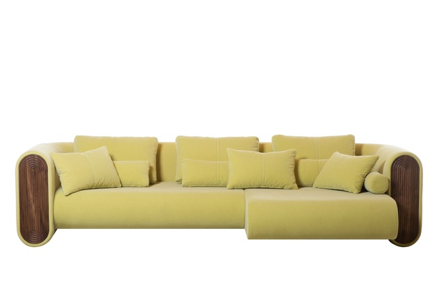 Union sofa by Autoban.
