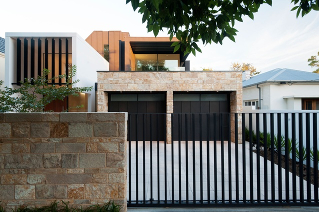 <strong>Residential – Houses:</strong> Unley Residence by Con Bastiras Architect.