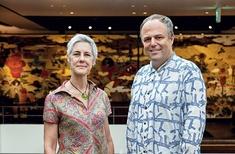 Tokyo: Astrid Klein & Mark Dytham