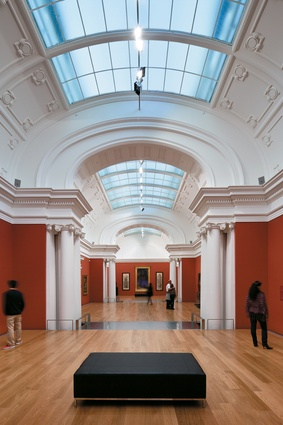 Auckland Art Gallery Toi o Tāmaki by FJMT+Archimedia with Salmond Reed Architects.