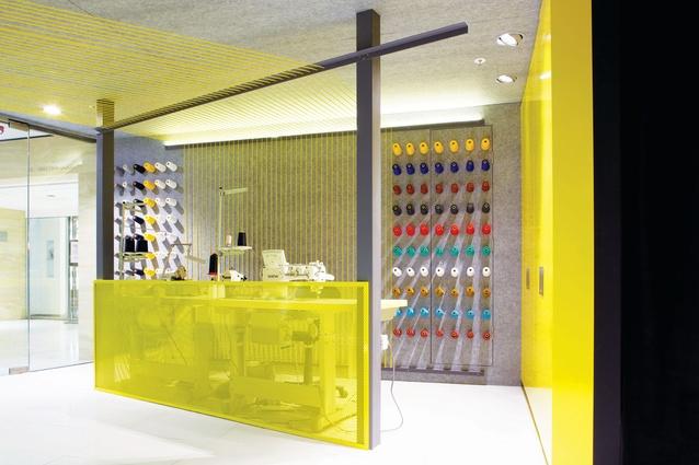 2011 Australian Interior Design Awards Shortlist Colour In Commercial Design Category