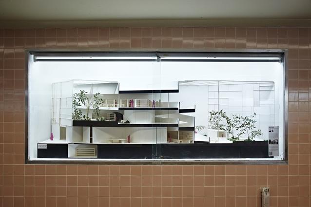 INDEX Architecture.
