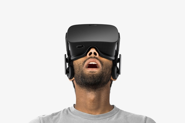 Oculus Rift uses state of the art displays and optics designed specifically for VR.