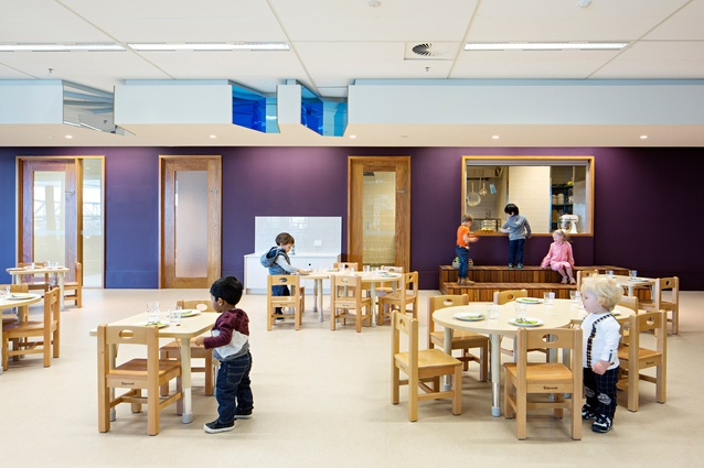 Guardian Early Learning Centre by BVN.
