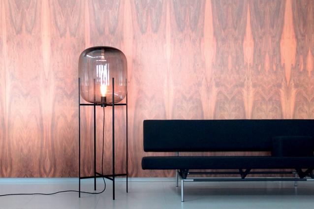 Oda lamp by Sebastian Herkne.