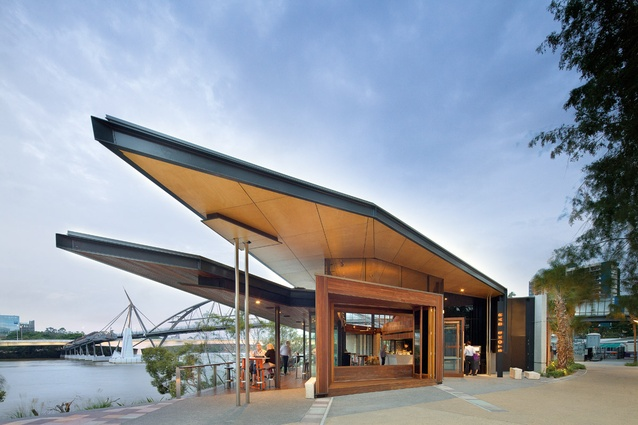Stokehouse architectureau