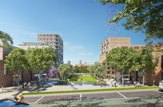 Chrofi, McGregor Coxall-masterplanned redevelopment of former Channel Nine studios recommended for approval