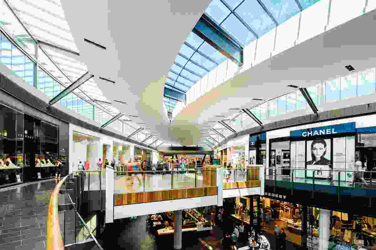Highpoint Shopping Centre North East Precinct Development by Grimshaw in association with The Buchan Group.