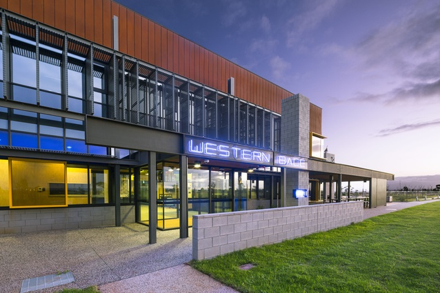 Western Business Accelerator and Centre for Excellence (BACE) by Six Degrees Architects.