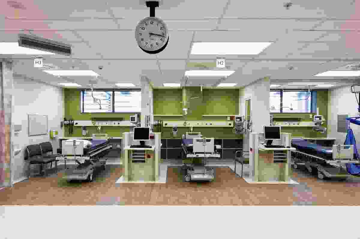 Hutt Valley Hospital, Emergency Department & Theatres – Klein Architects.