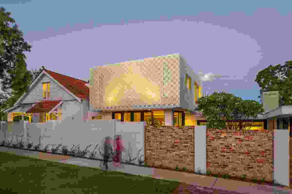 Hamersley Road Residence by Studio 53 Design.