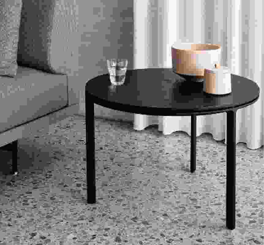 Vipp coffee table from Cult.