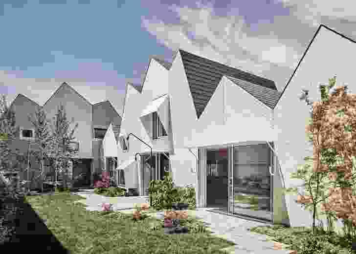 Rae Rae House by Austin Maynard Architects.