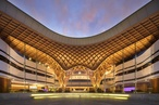 FJMT wins international design award with eagle-shaped cultural centre