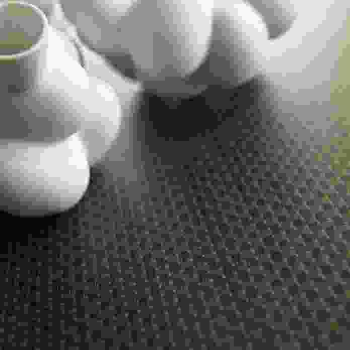Fiber flooring.
