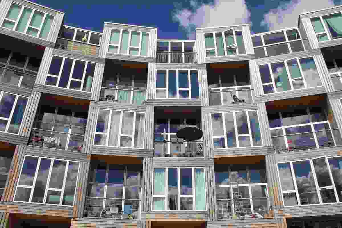 Dortheavej Residence by Bjarke Ingels Group.