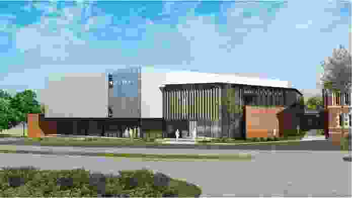 The proposed Swifts building.