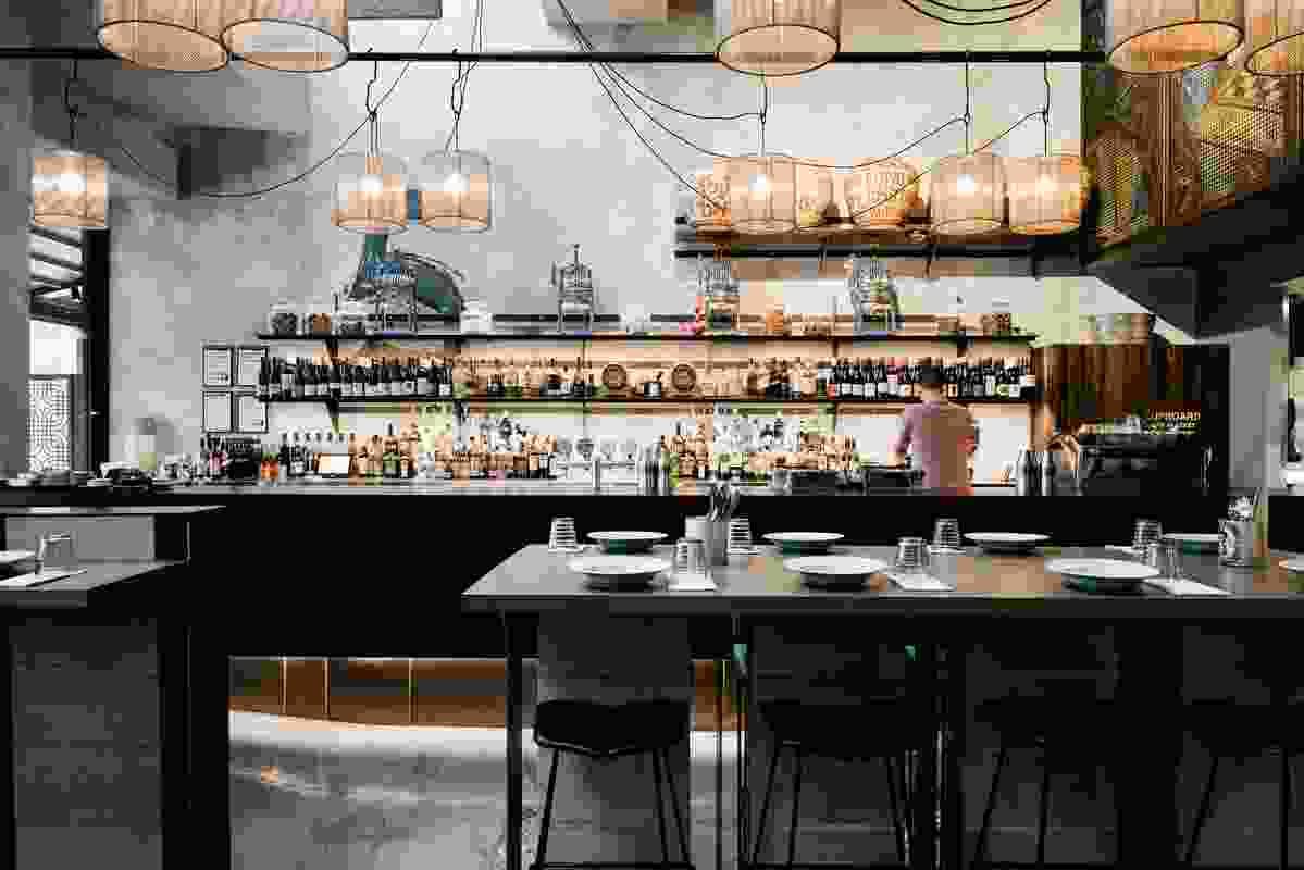 Long Chim by Technē Architecture + Interior Design.