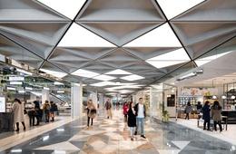 Material culture: Canberra Centre