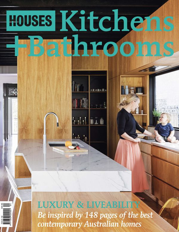 Houses: Kitchens + Bathrooms, June 2017