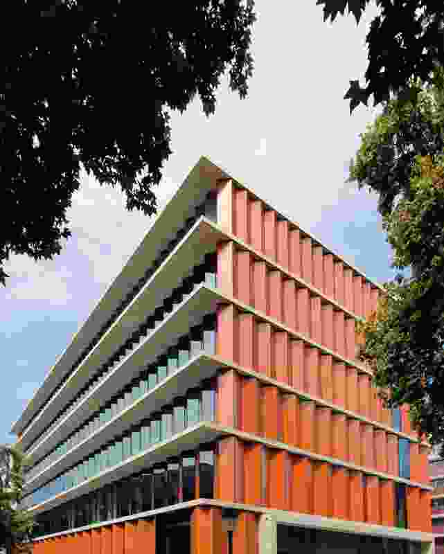 The Braggs, University of Adelaide by BVN Donovan Hill and Hames Sharley in association.