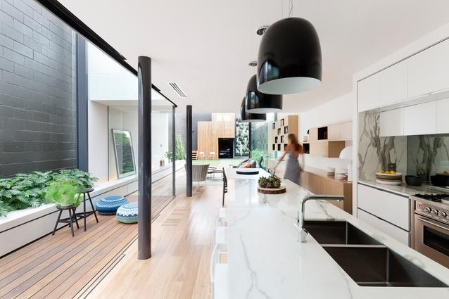 Bridport Street Residence by Matt Gibson Architecture + Design.