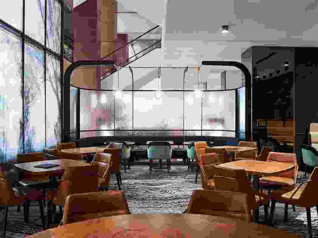 Mode Kitchen and Bar by Luchetti Krelle.
