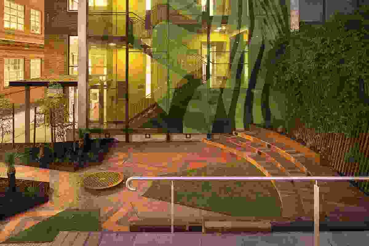 Does Blak Design Matter? Pictured: RMIT Ngarara Place.