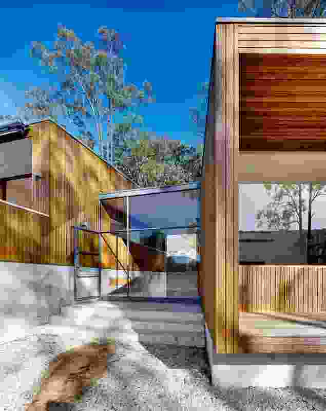 St Albans House by Rory Brooks Architects.