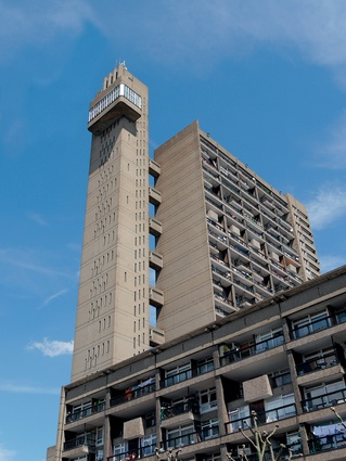 In <em>High-Rise</em>, Ballard's fictional residential tower block was inspired by Ernö Goldfinger's Trellick Tower (1968-1972), a 31-storeyed social housing block in West London, which is now a listed building.