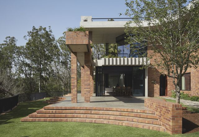 Jesse Bennett Studio是与Tjuringa House的最后一次奖项的新参赛者获胜者。