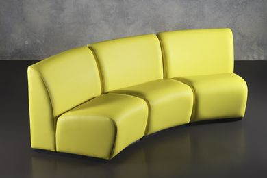 Maxton Fox Kiivo suite upholstered in Supelle from Innova.